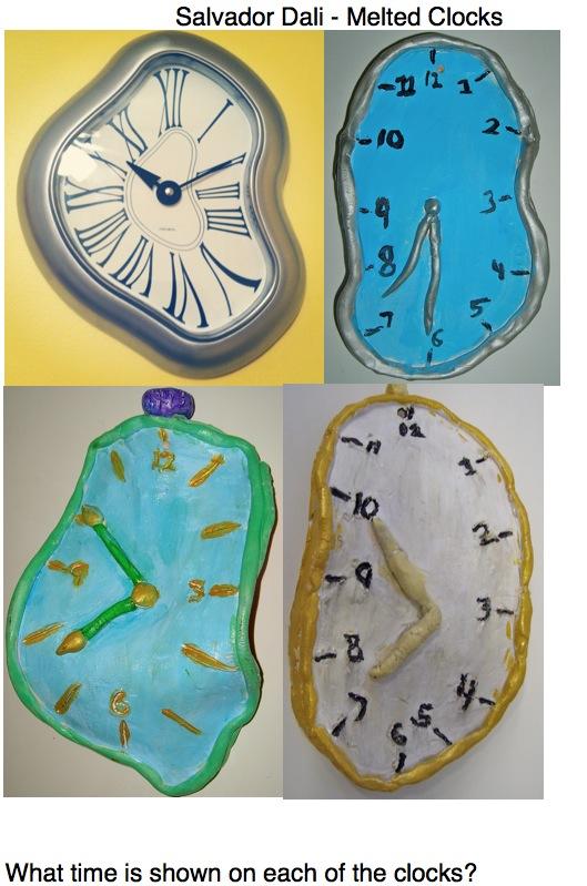 Salvador Dali – Time | Corbettmaths